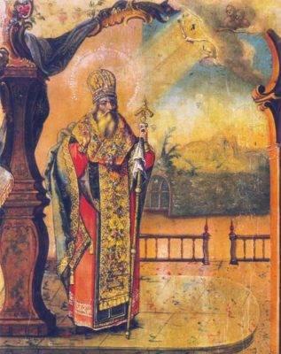 Священномученик Симеон, епископ Персидский