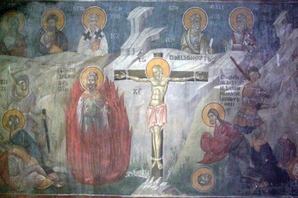 Святые мученики Дада, Максим и Квинтилиан